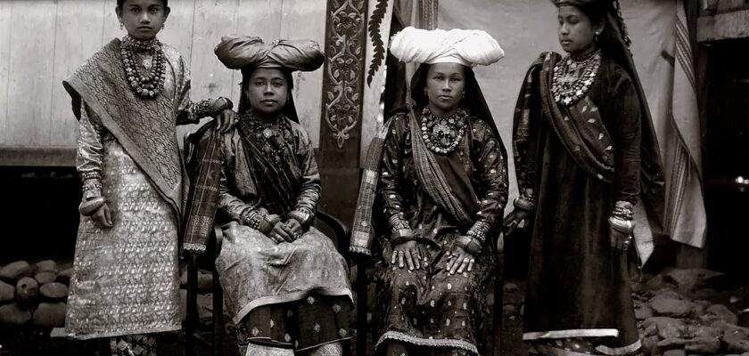 minangkabau tempo dulu